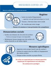 Tournoi participation Parcours Chez Julien le 16/08/2020